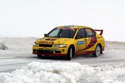 Oscar Svedlund et Bjorn Nilsson