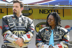 Drivers presentation: Ben Affleck and Whoopi Goldberg