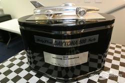 The Harley F. Earl Daytona 500 winner's trophy