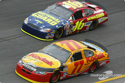 Brendan Gaughan and Greg Biffle