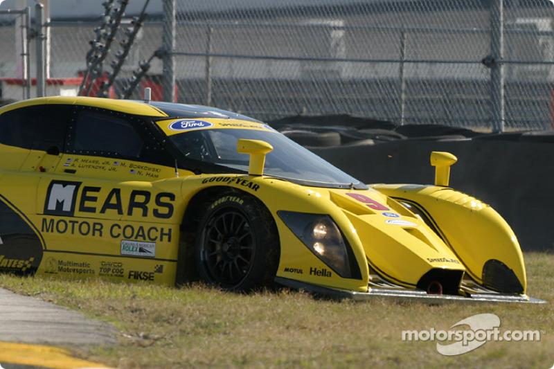 La Ford Multimatic n°9 de Mears Motor Coach (Paul Mears Jr., Mike Borkowski, Arie Luyendyk Jr., Nick