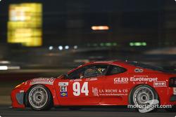 #94 Mastercar Ferrari 360GT: Mauro Casadei, François Labhardt, Manfred Jurasz, Jim Michaelian