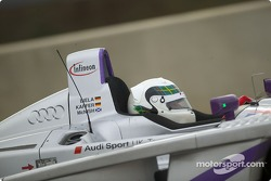 Audi Sport UK Team Veloqx test