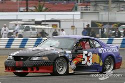 La Mustang Cobra R n°53 du TF Racing / Max Q (Emil Assentato, John Kohler, Gary Smith)