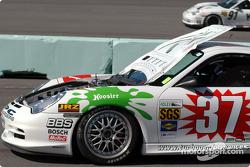 #37 TPC Racing Porsche GT3 Cup: John Littlechild, Bill Adam