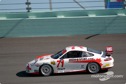 #71 Doncaster Racing Porsche GT3 Cup: Dave Lacey, Greg Wilkins
