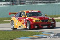 #98 Alegra Motorsport / GT Technologies BMW M3: Brady Refenning, Carlos DeQuesada