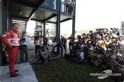 Photoshoot: Rubens Barrichello