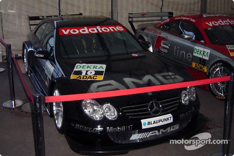 AMG-Mercedes on display