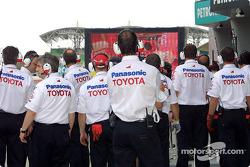 Toyota takım elemanları