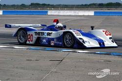 #20 Dyson Racing Team Lola EX257/AER: Christopher Dyson, Jan Lammers, Didier De Radigues