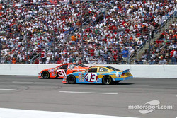 Robby Gordon and Jeff Green
