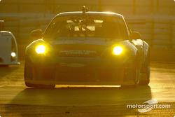 La Porsche GT3 RS n°66 de The Racers Group (Ian James, RJ Valentine, Chris Gleason)