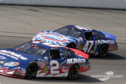 Ron Hornaday and Robert Pressley