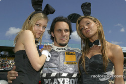 Laurent Aiello mit Girls