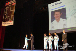 Presentation of the drivers