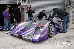 #8 Audi Sport UK Team Veloqx Audi R8