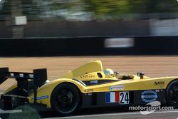 #24 Rachel Welter WR Peugeot: Olivier Porta, Yojiro Terada, Patrice Roussel