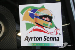 The Estoril round is dedicated to the memory of Ayrton Senna