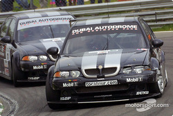 Anthony Reid and Colin Turkington