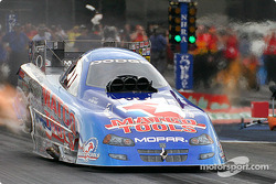 Whit Bazemore qualified first in Funny Car