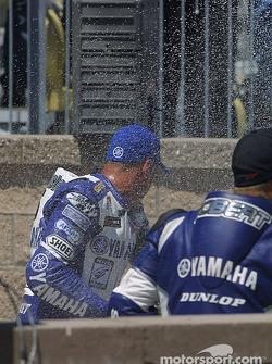 Damon Buckmaster et Aaron Gobert