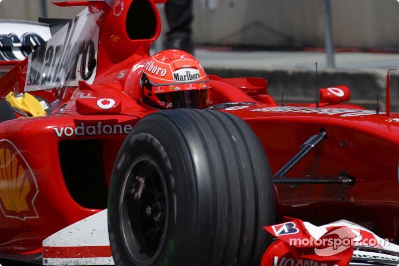 #59 GP d'Espagne 2004 (Ferrari F2004)