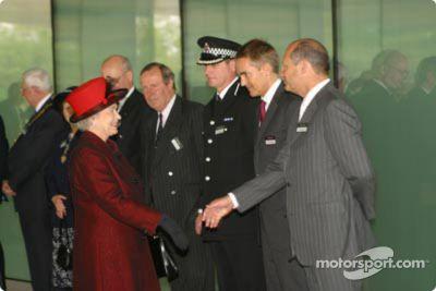McLaren Technology Centre opening