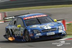 Manuel Reuter, OPC Team Holzer, Opel Vectra GTS V8 2004