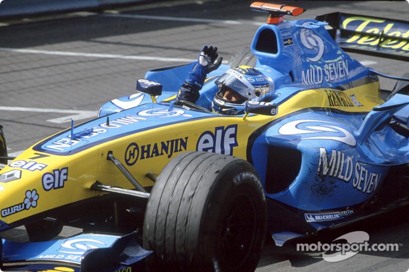Jarno Trulli (2004) y Jean-Pierre Beltoise (1972) ganaron sus únicas carreras en la F1 en Mónaco.