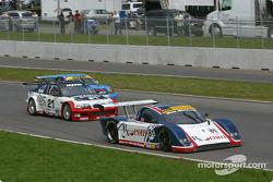Départ : La BMW Doran n°81 de Rx.com / G&W Motorsports (Cort Wagner, Brent Martini, Kelly Collins) et la BMW M3 n°21 du Prototype Technology Group (Bill Auberlen, Boris Said)