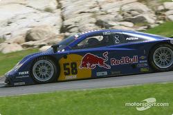 #58 Brumos Racing Porsche Fabcar: David Donohue, Darren Law, Sascha Maassen