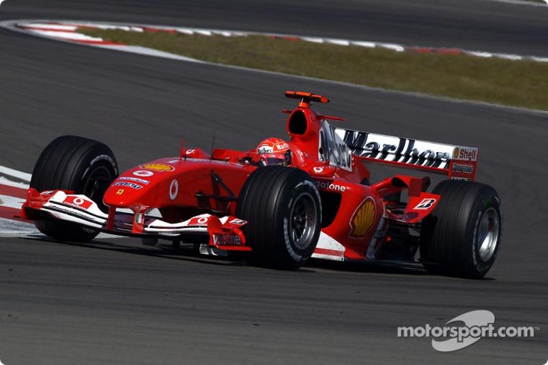 #60 GP d'Europe 2004 (Ferrari F2004)