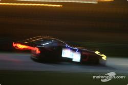 Artistic impression of the #65 Prodrive Racing Ferrari 550 Maranello: Colin McRae, Rickard Rydell, Darren Turner