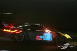 #87 Orbit Racing Porsche 911 GT3 RSR: Leo Hindery, Marc Lieb, Mike Rockenfeller
