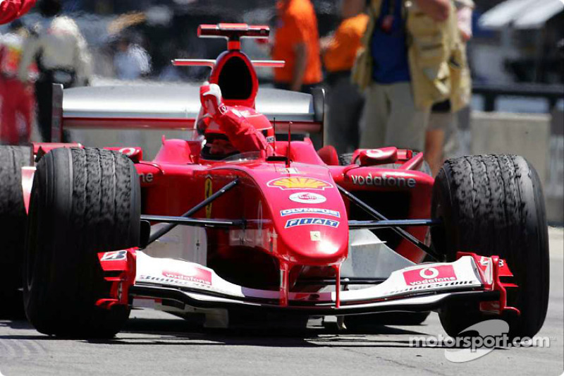 2004 Amerika GP