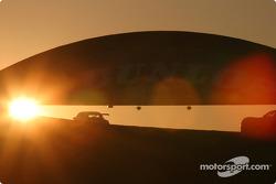 Sunrise at the Dunlop Bridge