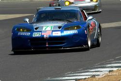 #71 Carsport America Dodge Viper GTS-R: Jean-Phillippe Belloc, Tom Weickardt