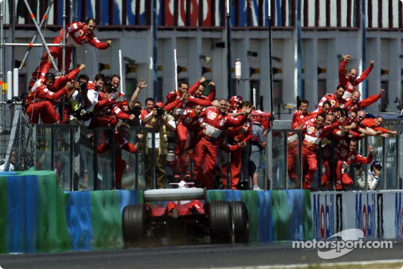 ... 8 segundos sobre Alonso