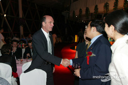 DTM Gala in Oriental Pearl Tower: Dr Wolfgang Ullrich