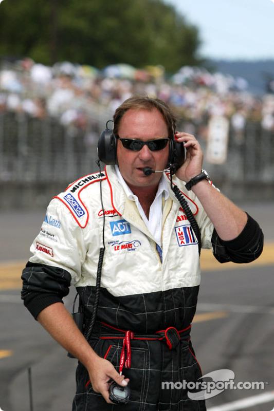 Le crew chief du Champion Racing donne les résultats
