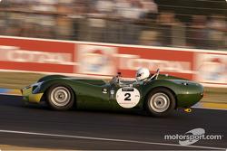 Grille 3-2-Lister Jaguar