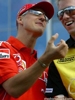 Desfiel de pilotos: Michael Schumacher