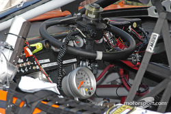 Tony Stewart drivers compartment