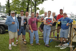 Members of this group have been to this race since it started