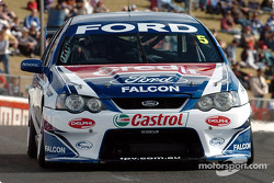 Glenn Seton during qualifying