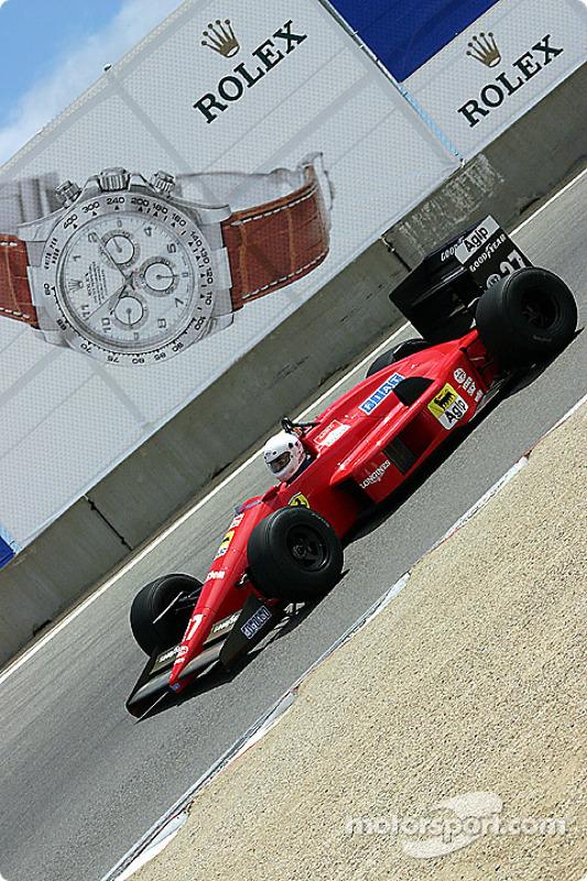 1987 Ferrari F 87/88, Jonathan Ciener