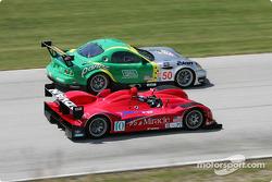 #50 Panoz Motor Sports Panoz Esperante GT-LM: Gunnar Jeannette, David Saelens, #10 Miracle Motorsports Courage C65 AER: John Macaluso, Ian James, James Gue