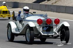 #30 1930 Alfa-Romeo 6C-1750, Scott McClenahan