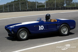 #10 1952 Ferrari 340 Mexico, Steve Tillack